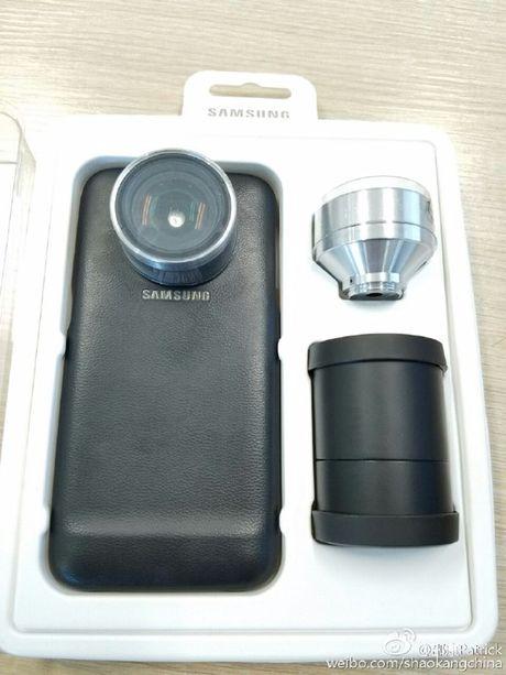 Samsung Galaxy S7 Edge ban den bong lo dien - Anh 8
