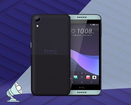 HTC ra mat smartphone pho thong Desire 650 - Anh 1