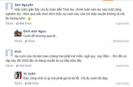 BTV Hoai Anh len tieng ve tinh huong bat cuoi tren song - Anh 3