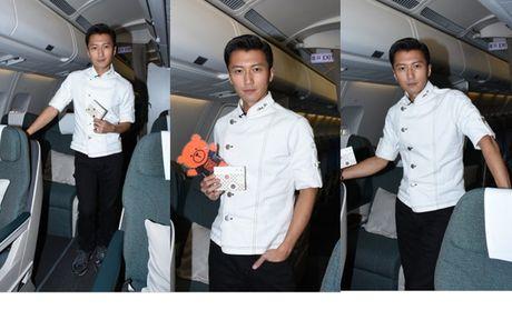 Ta Dinh Phong mang show thuc te len may bay - Anh 2