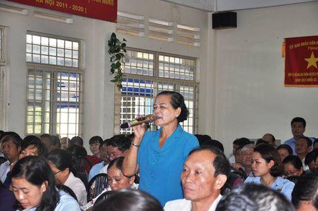 Cu tri dat nhieu van de voi Bi thu Dinh La Thang - Anh 2