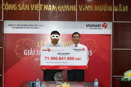 Doi tac Malaysia khong nam co phan trong Vietlott - Anh 1