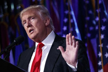 "Ong Trump muon ""quan su hoa"" bo may an ninh - doi ngoai? - Anh 1"