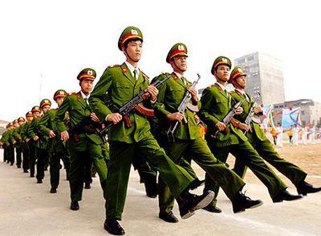 Tang cuong phoi hop cong tac giua hai Bo Cong an va Tu phap - Anh 1
