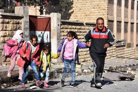 Phien quan o Aleppo dong y voi ke hoach nhan dao cua LHQ - Anh 1