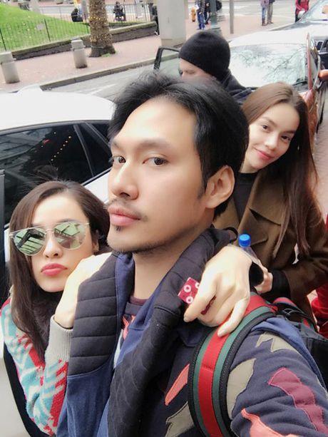 Ha Ho bi nghi hen ho dai gia Chu Dang Khoa o My - Anh 5