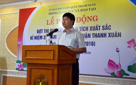 Chau be 18 thang tuoi bi co giao danh: Truong phong GD&DT len tieng - Anh 1