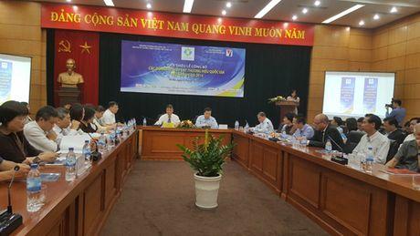 88 doanh nghiep dat giai Thuong hieu Quoc gia 2016 - Anh 1