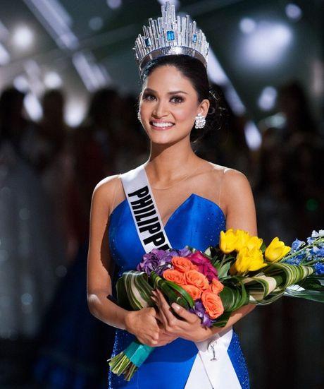 Philippines dang cai Hoa hau Hoan vu 2016 - Anh 1