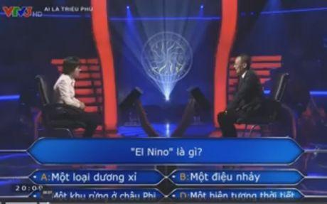 Chuyen 'rau day', 'El Nino': Nhieu Facebooker keu goi dung len an co gai - Anh 1