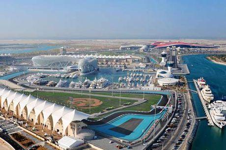 "F1, Abu Dhabi GP: Cho ket thuc ""kinh di"" - Anh 1"