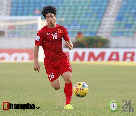 """Huu Thang ung ho Cong Phuong, Cong Vinh nhu muon """"mang"""" dan em - Anh 2"""