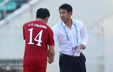 Xuan Truong 'chi dao' dong doi, giong Ronaldo - Anh 2