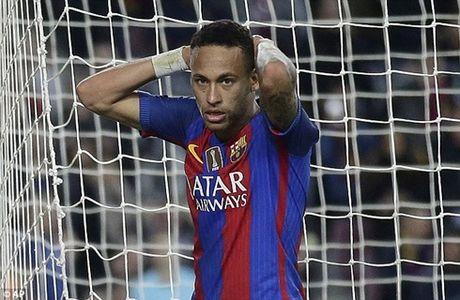 Sieu sao cua Barcelona, Neymar nguy co bi ket an tu 2 nam vi tron thue - Anh 1