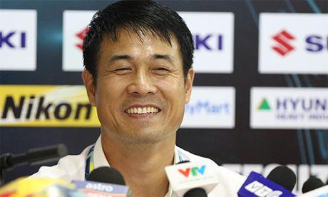 AFF Cup, HLV Huu Thang: 'Cong Phuong can co gang hon nua' - Anh 2