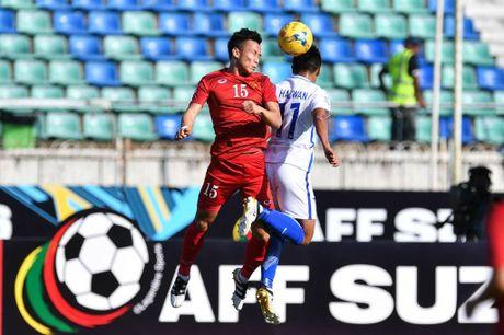 AFF Cup, HLV Huu Thang: 'Cong Phuong can co gang hon nua' - Anh 3