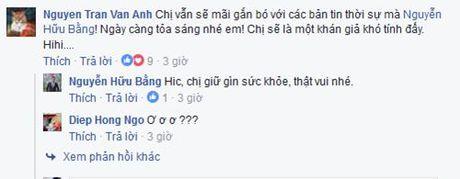 BTV Van Anh xac nhan nghi viec o VTV - Anh 3