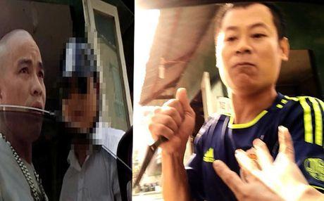 Bi thu Ha Noi yeu cau xu ly nghiem vu dung dao cuong doat tien trong xe - Anh 1