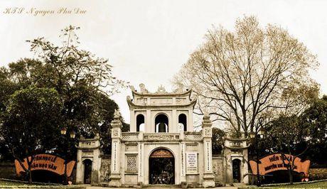 Di tich quoc gia dac biet cua Viet Nam tai Ha Noi - Anh 1