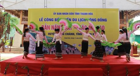Thanh Hoa cong bo tuyen du lich cong dong ban Nang Cat – thac Ma Hao - Anh 3