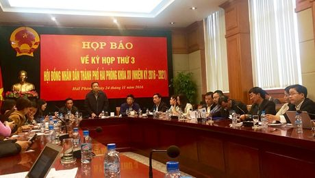 Hai Phong dang xem xet de hinh thanh do thi thong minh - Anh 1