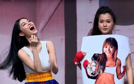 Mai Ho cuoi ngat khi nhin anh che cua Hari Won - Anh 2