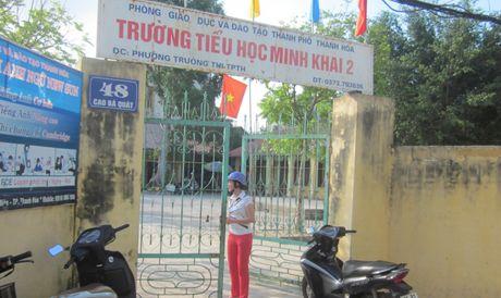Ngoi truong 'xap xe' giua long thanh pho Thanh Hoa - Anh 1
