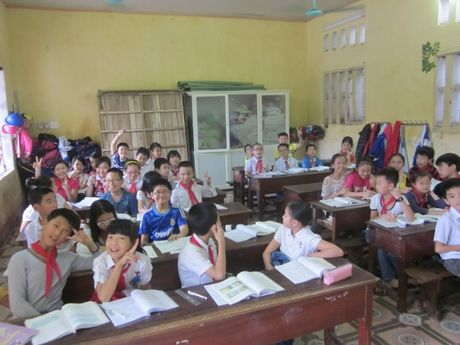 Ngoi truong 'xap xe' giua long thanh pho Thanh Hoa - Anh 5