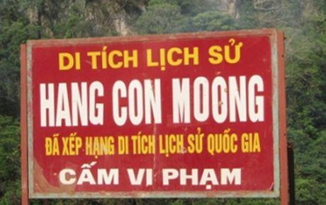 Thanh Hoa: Hang Con Moong tro thanh di tich Quoc gia dac biet thu tu - Anh 3