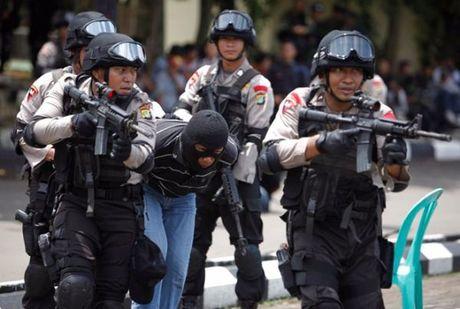 Indonesia bat giu nghi pham khung bo - Anh 1
