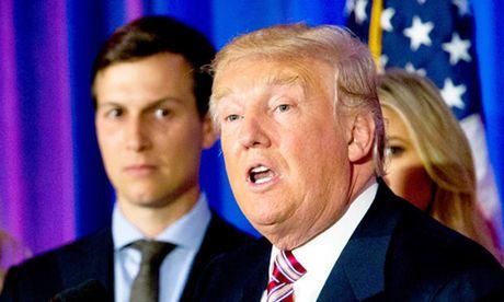Chien dich bi mat cua con re giup Trump len dinh cao quyen luc - Anh 3