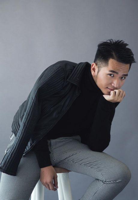 Pham Hong Phuoc 'lot xac' voi hinh anh phong tran, nam tinh - Anh 5