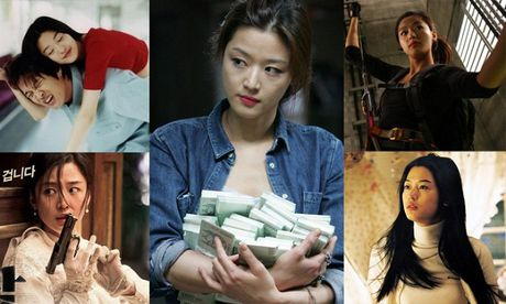 Danh sach 'nguoi tinh man anh' cua Jun Ji Hyun: Tre thi cach ca chuc tuoi, gia thi toan ky cuu - Anh 2