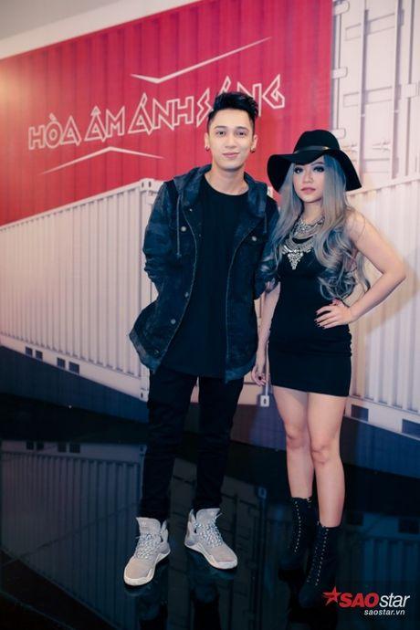 'Hai manh' cua 365 nguyen ban: S.T va Tronie chinh thuc hoi ngo tai The Remix New Generation 2017 - Anh 2