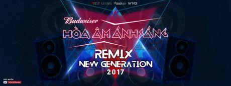'Hai manh' cua 365 nguyen ban: S.T va Tronie chinh thuc hoi ngo tai The Remix New Generation 2017 - Anh 4