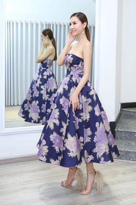 Ngoc Duyen se dien vay xuyen thau tham du Victoria's Secret Fashion Show - Anh 3