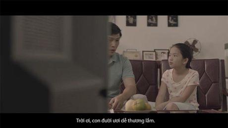 Xuc dong voi thong diep tu doan clip 1 phut 'Ba la nhat' - Anh 2
