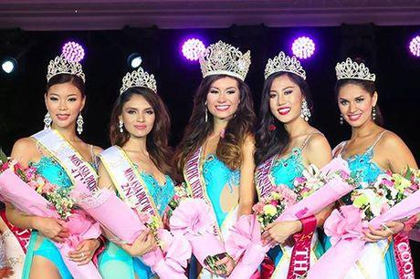 Dai dien Viet Nam trang tay o Hoa hau Chau A Thai Binh Duong 2016 - Anh 3