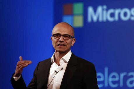 Smartphone van nam trong chien luoc cua Microsoft - Anh 1