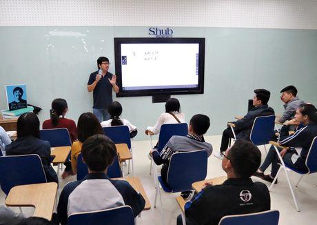 Samsung mang 'Khong gian chia se' cong nghe cao toi Ha Noi - Anh 1