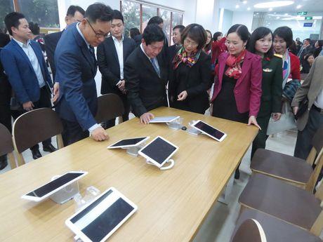 Samsung mang 'Khong gian chia se' cong nghe cao toi Ha Noi - Anh 4