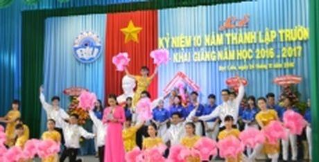 Dai hoc Bac Lieu ky niem 10 nam thanh lap va don nhan Huan chuong Lao dong hang Nhi - Anh 1