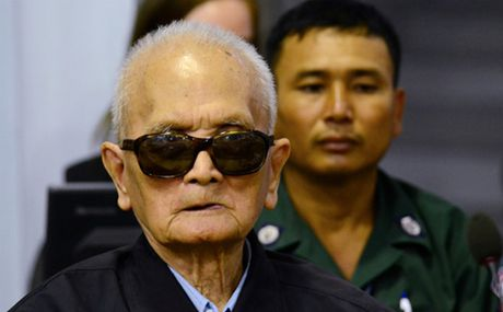 Campuchia y an chung than voi 2 lanh dao Khmer Do - Anh 1