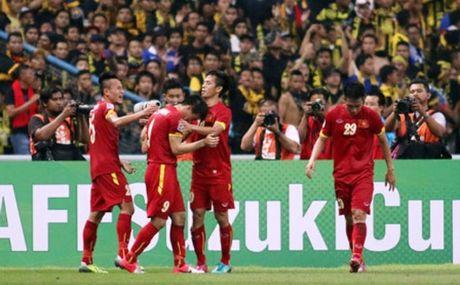 Viet Nam-Malaysia: Chien thang cua lieu phap tinh than - Anh 1