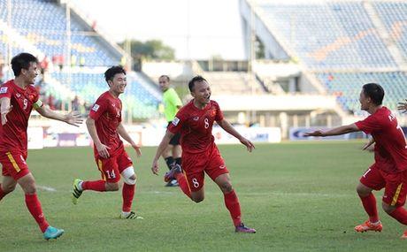 Viet Nam-Malaysia 1-0: Hien ngang dan dau bang dau - Anh 1
