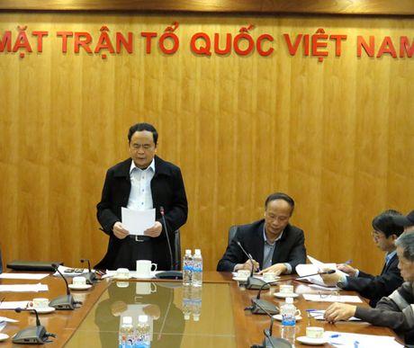 Phat huy vai tro uu tu, co nhieu sang kien dong gop cho xa hoi, cho MTTQ Viet Nam - Anh 1