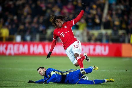 Guc nga truoc doi bong yeu, Bayern chap nhan ngoi nhi bang - Anh 4