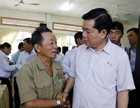 Bi thu Thang yeu cau cap thung rac cho dan Cu Chi - Anh 1