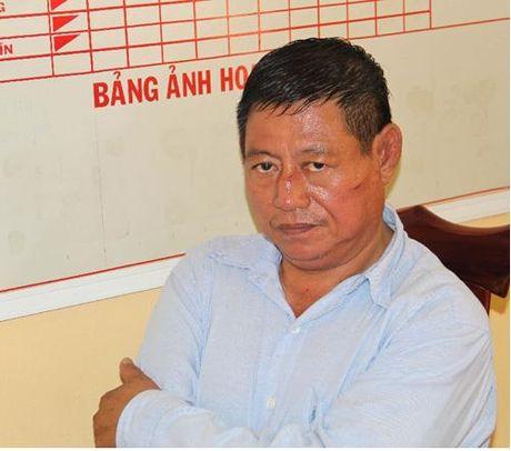 Truy to trung ta cong an Campuchia ban chet nguoi - Anh 1