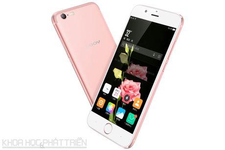 Smartphone dep nhu iPhone 7, camera selfie 13 MP, RAM 4 GB - Anh 15